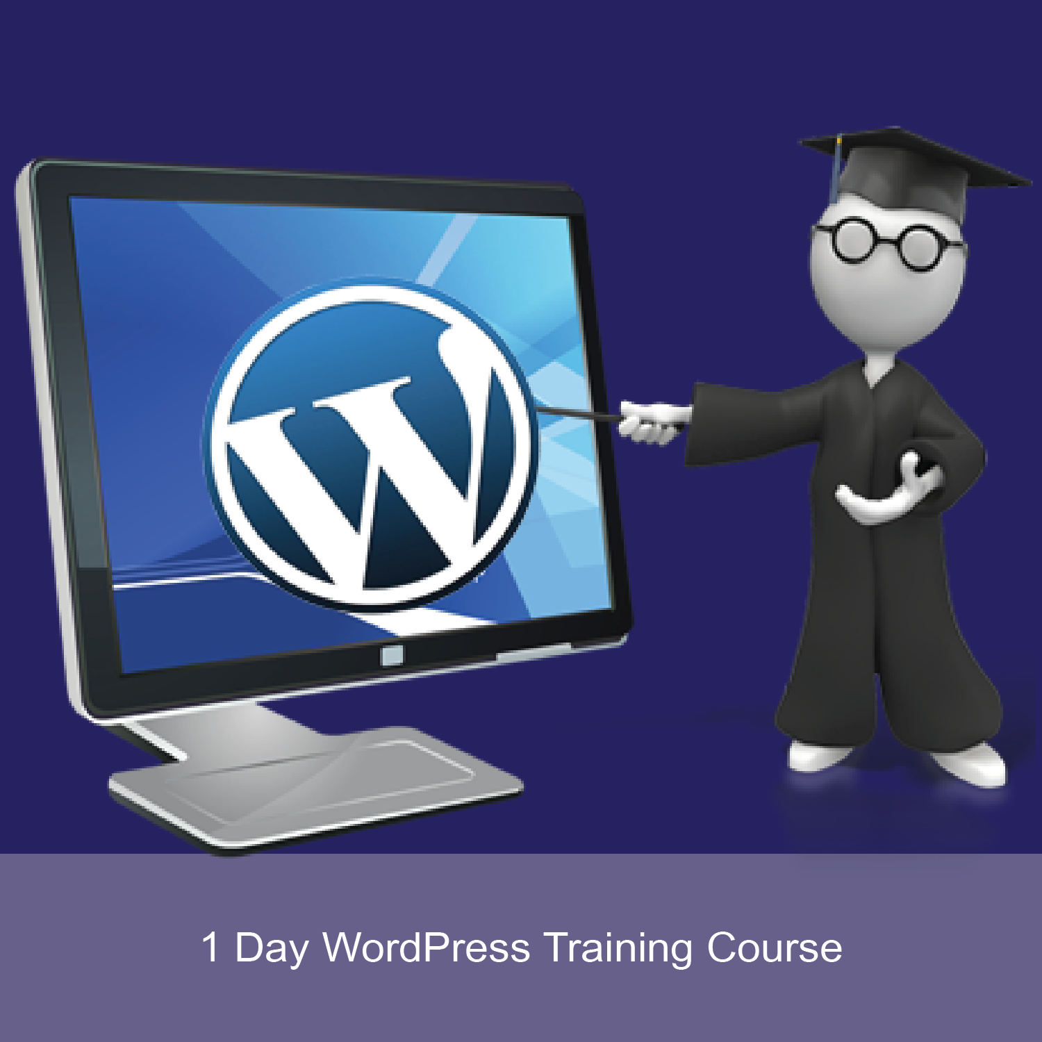 1 Day WordPress Training Course