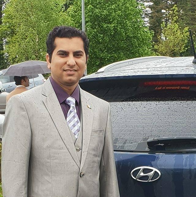 Hitesh Prajapati: